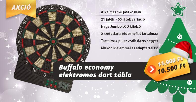 Innergames Economy elektromos dart tábla