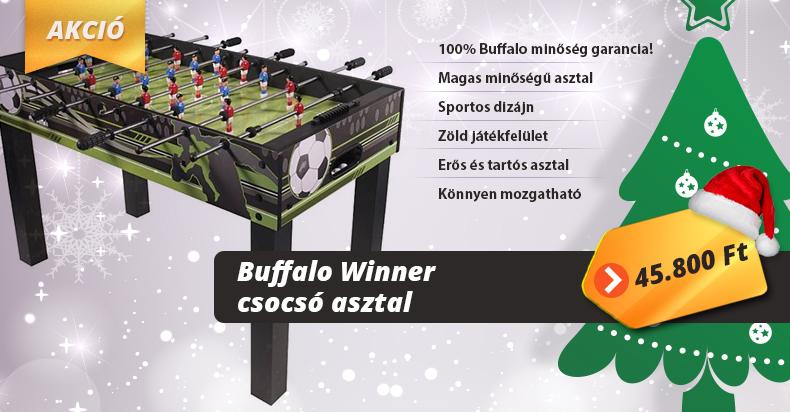 Buffalo Winner csocsó asztal