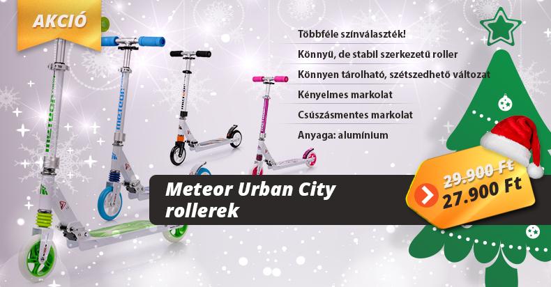 Meteor Urban City roller