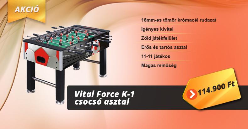 Vital Force K-1 csocsó asztal
