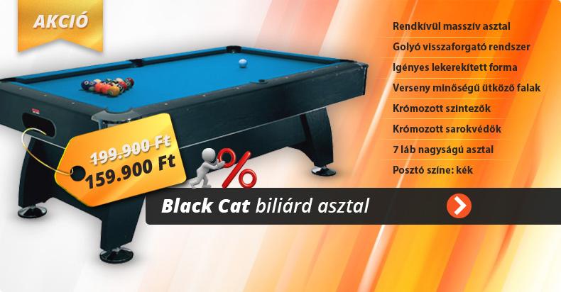 Buffalo Black Bandit csocsó asztal