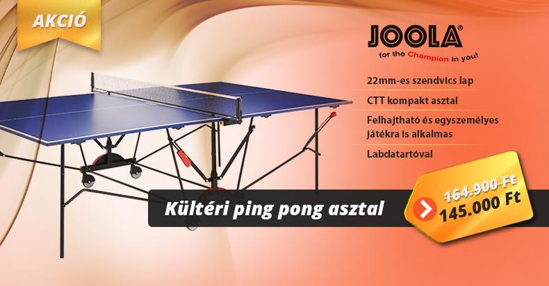Joola Clima kültéri ping pong asztal