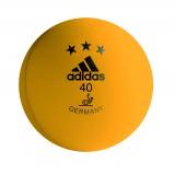 Adidas Competition Narancs ping pong labda 3db