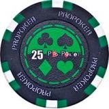 Buffalo Kerámia póker zseton 25 pro-poker