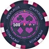 Buffalo Kerámia póker zseton 500 pro-poker