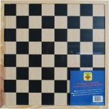 Longfield Sakk tábla és dáma tábla