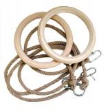 Spartan Tornagyűrű kötéllel 18cm